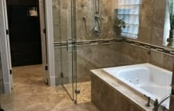 Custom Bathroom 1