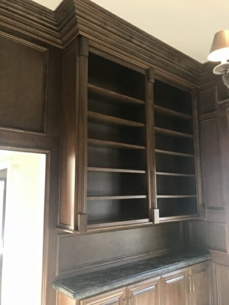 Custom Built In Cabinets 2