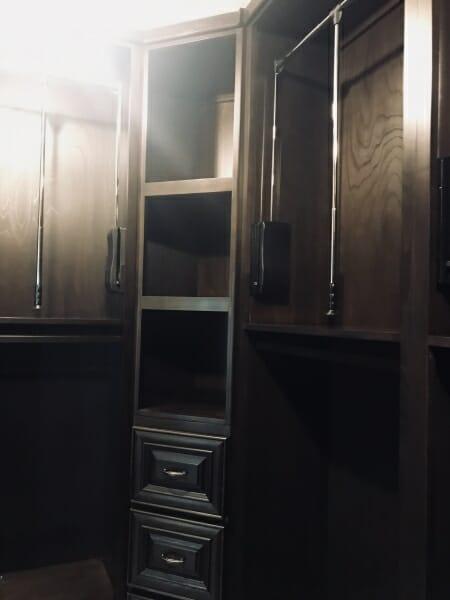 Custom closet remodeling in Houston 3