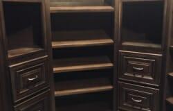 Custom closet remodeling in Houston 4