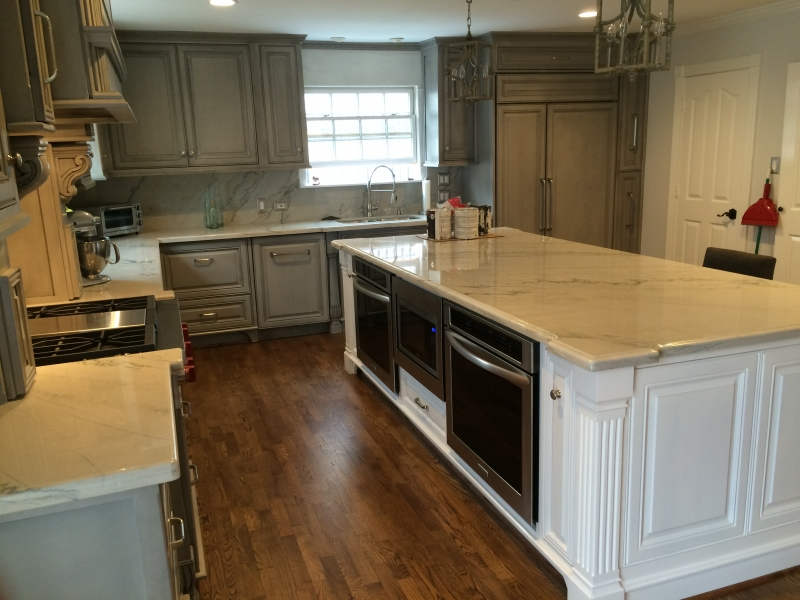 Custom Cabinet Kitchen And Bath Remodeling In Houston