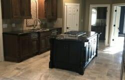 Custom kitchen cabinets 2