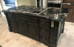Custom kitchen cabinets 3
