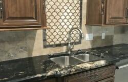Custom kitchen cabinets 4