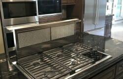 Custom kitchen cabinets 6