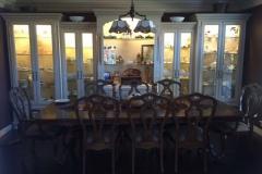 Custom Built Dining Room