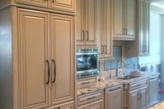 Custom Kitchen Built In White