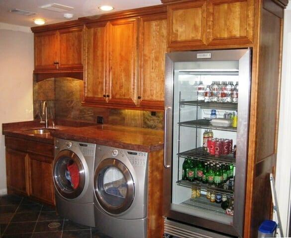 Custom Laundry Room Remodeling
