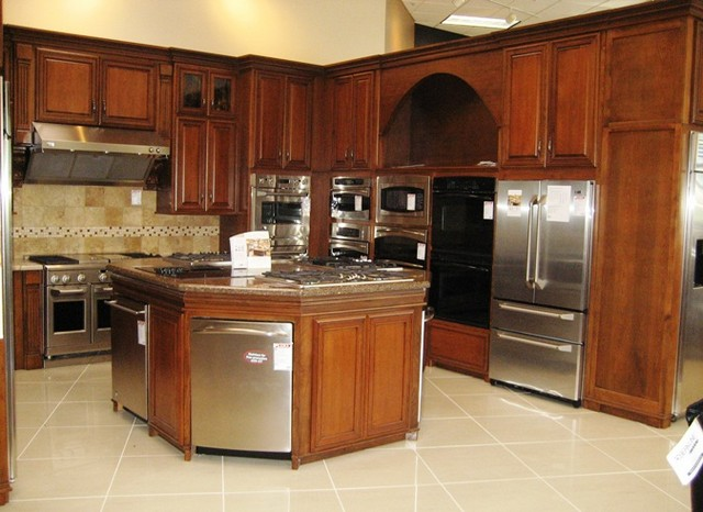 Custom Kitchen cabinets in Houston