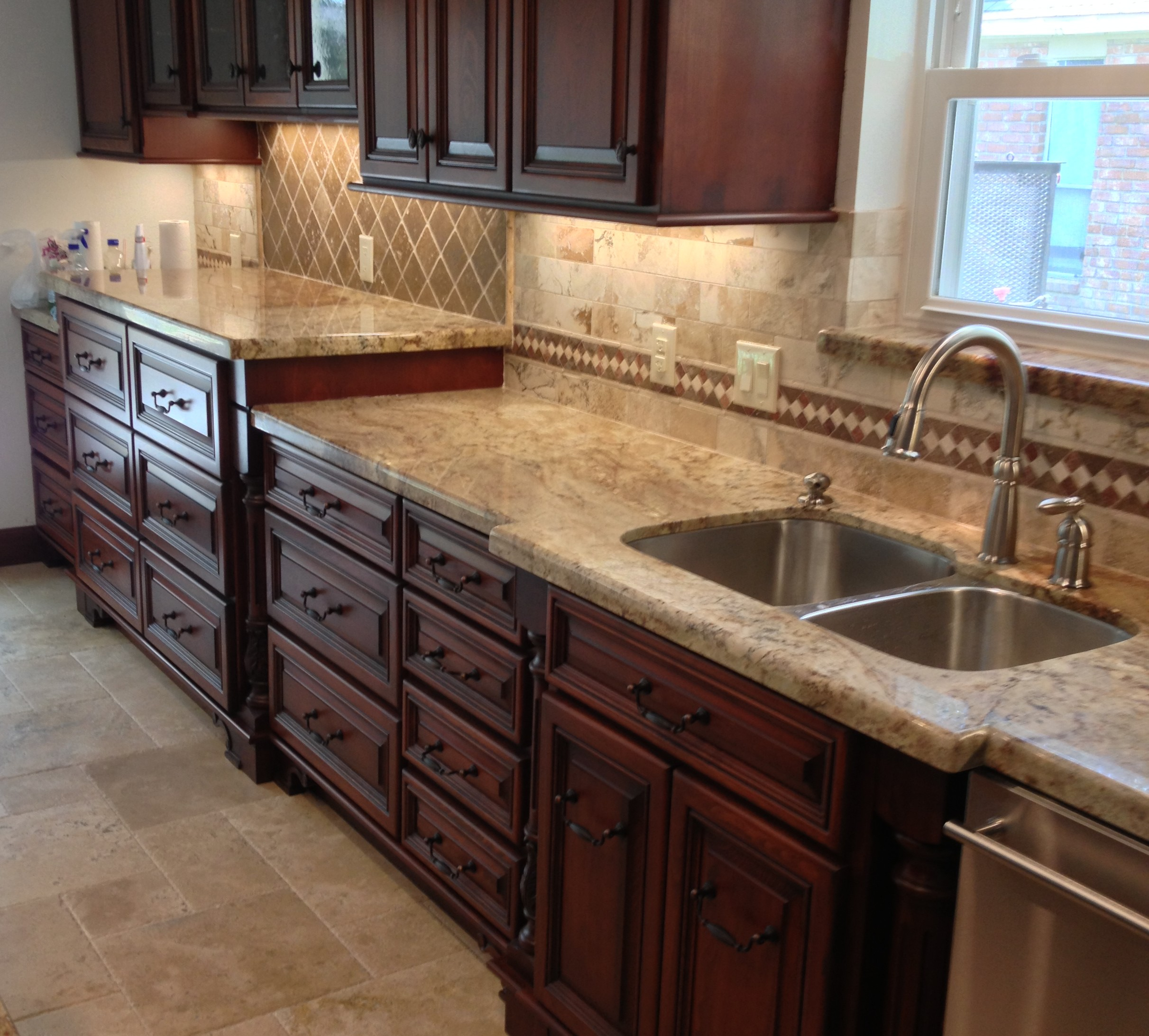 Custom Kitchen Cabinets Houston: DC Kitchens And Baths