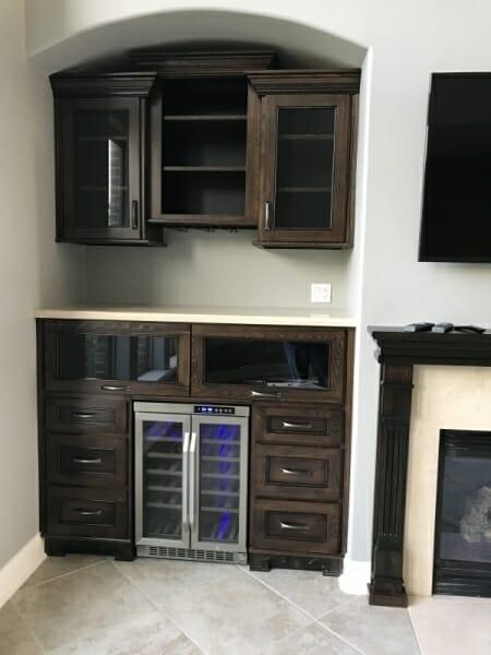 custom built in cabinets in houston dc kitchens inc 281 793 8288 rh dckitchensandbaths com Custom Built in Cabinets around Fireplace Built in Wall Cabinets